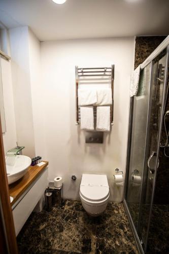 Ванная комната в We Home Fulya