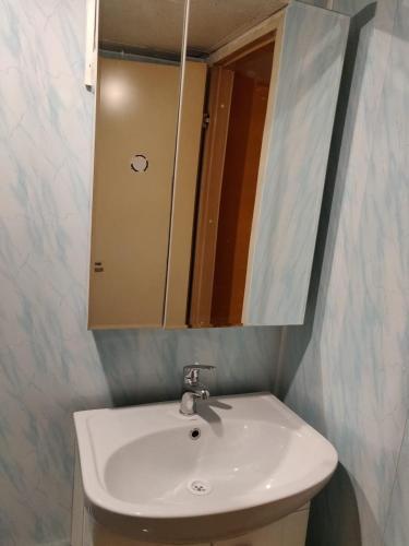 Ванная комната в Хостел Уютная Компания