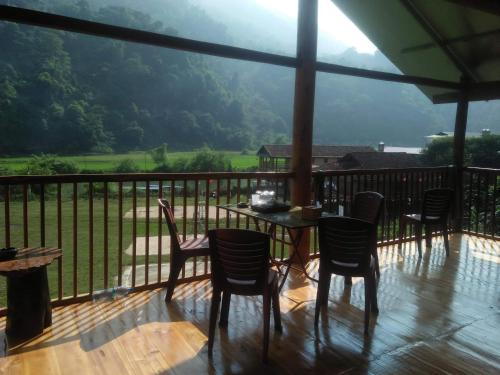 Tran Xuan Homestay - Ba Be lake