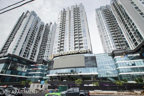 SUN GRAND CITY LUONG YEN- APARTMENT 02 - 05 BEDROOMS RIVER VIEW