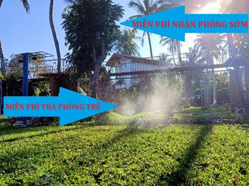 Blue Coconut Villa