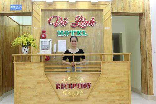 Khách sạn Vũ Linh Cát Bà