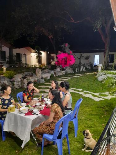 Tran Chau Garden Home