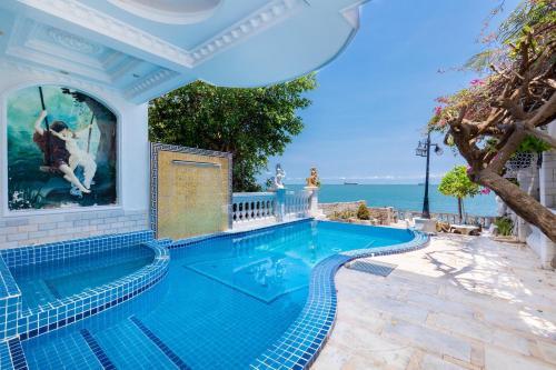 Palm Villa 25 (Trên bãi biển)