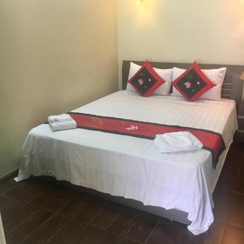 Private Room In Hanoi Old Quarterbalconyen-suite