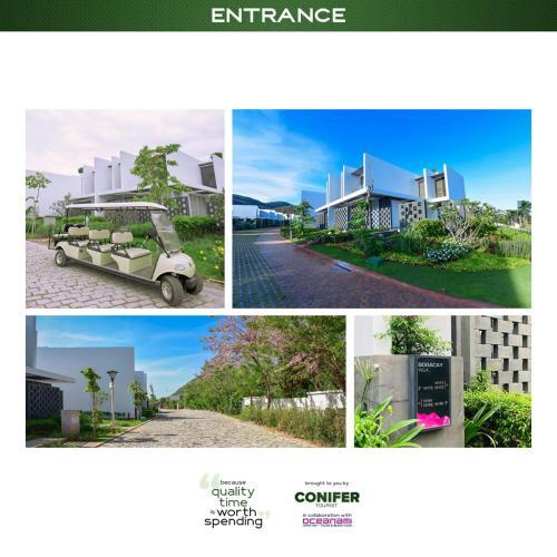 CONIFER Tourist - Oceanami Villas & Beach Club