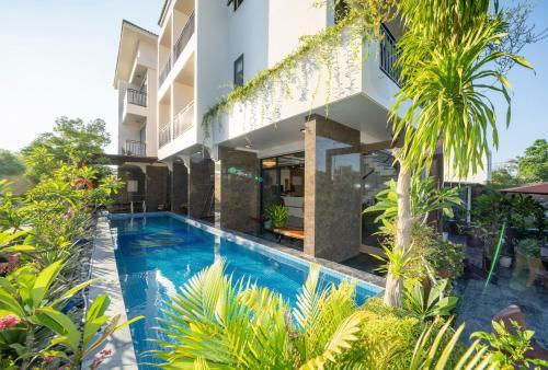 Y Lan Paradise Villa