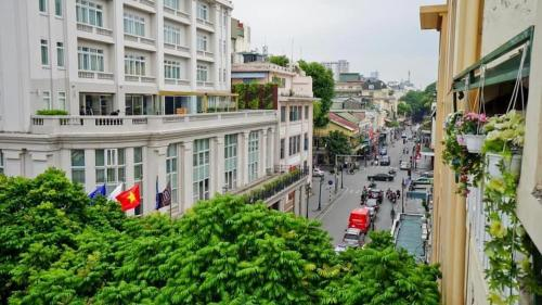 Caocao Homestay Hanoi - 20 Tràng Tiền