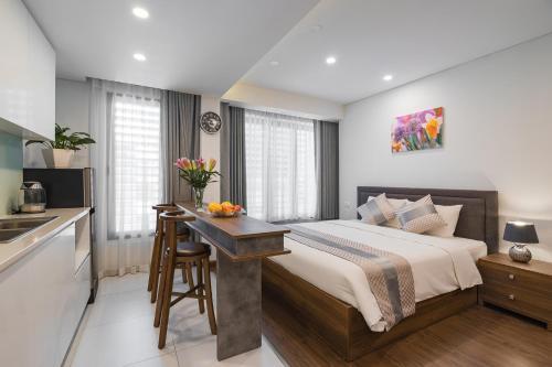 Narcissus Hotel & Apartment