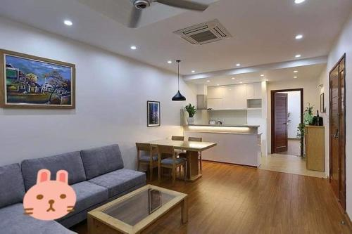 2 bedroom apartment with big bacolny