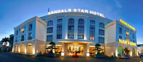 SANDALS STAR HOTEL
