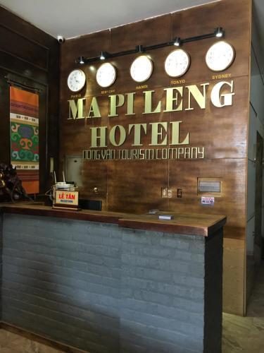 Khách Sạn Ma Pi Leng