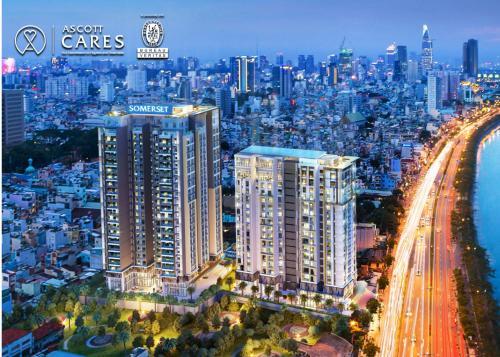 Somerset D1Mension Ho Chi Minh City