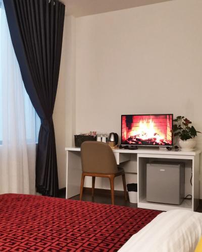 The Saffron hotel