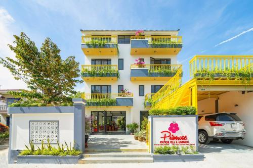 Primrose Boutique Villa & Apartments