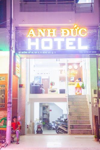 Khách Sạn Anh Đức