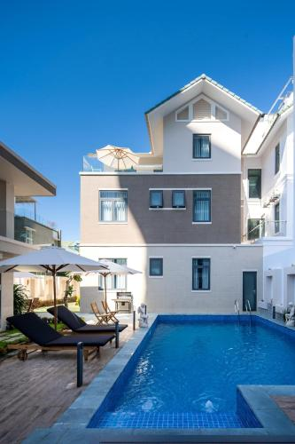 Blue Ocean Villa B25 Luxury