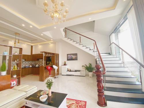 Nam Phuong in Dalat House