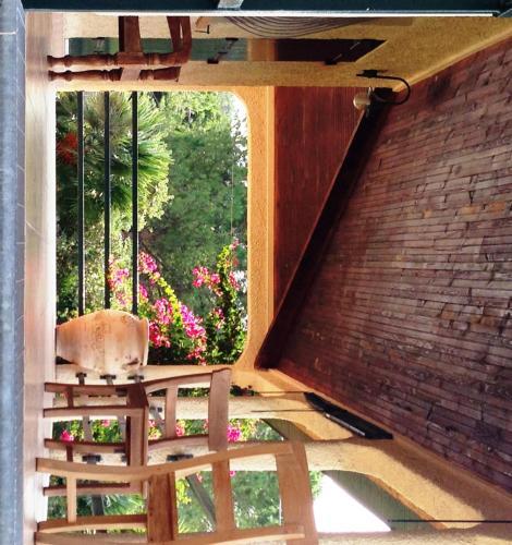 Balcone o terrazza di Residence Paradiso