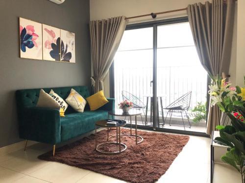 Luxury Apartment - Masteri Thao Dien - Pool & Gym Free