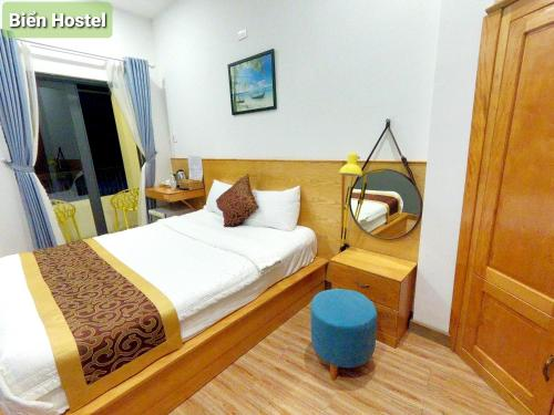 Biển Hostel qn