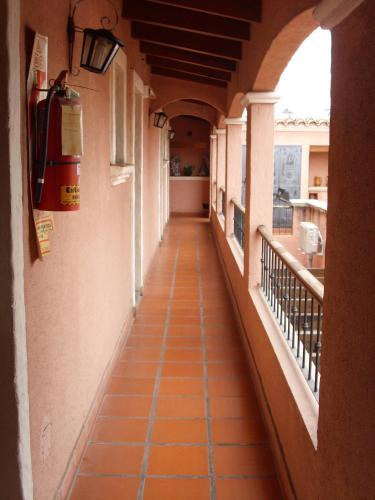 Hostal Terrazas del San Bernardo