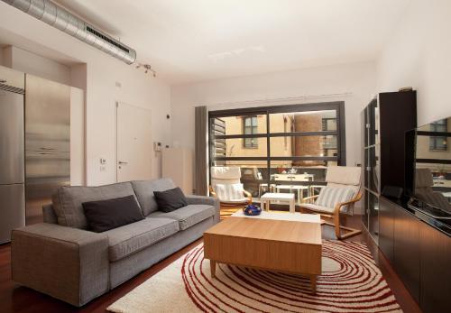 세알로나 비치 로프트 아파트  휴식 공간