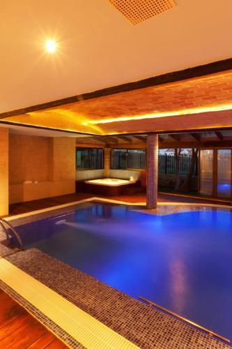 The swimming pool at or near Boutique Hotel Villa San Francisco