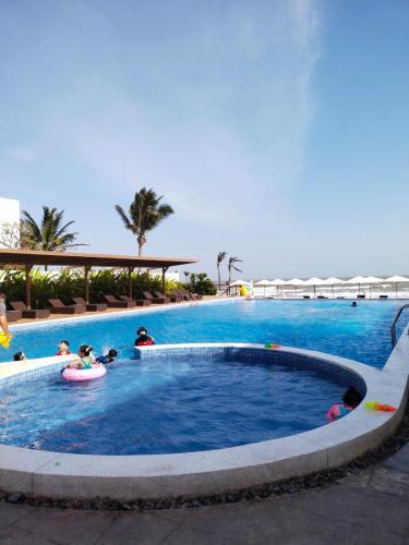 Aria Vũng Tàu - Căn hộ nghỉ dưỡng có hồ bơi và bãi tắm riêng
