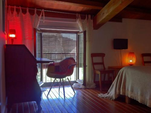 Zona de estar de El Baciyelmo