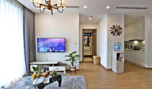 Vinhomes Skylake 1BR Modern Apartment