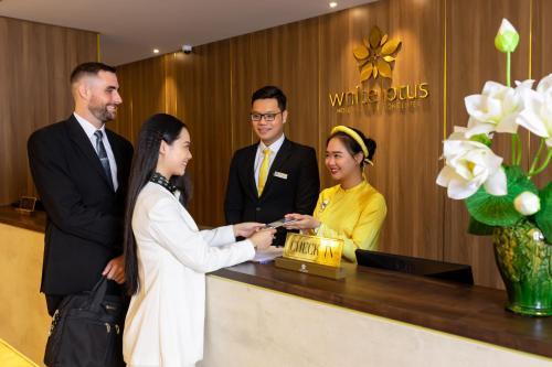 White Lotus Hotel & Convention Center