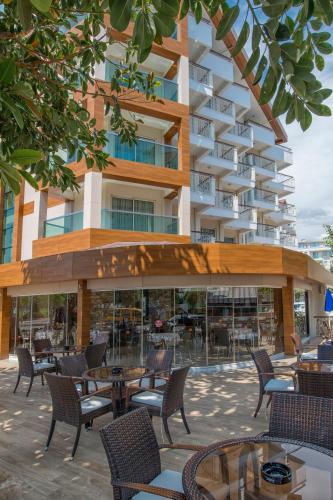 Ресторан / где поесть в Riviera Hotel & Spa
