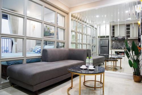 Luxurious 1Bed Apartment in Vinhomes D'Capitale Trung Hoa