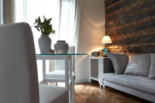 Ferrini Home - Via Monte Sant'Agataにあるシーティングエリア