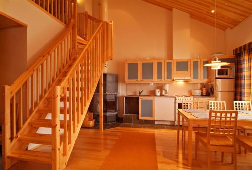 Кухня або міні-кухня у Polar Star Origo Apartments