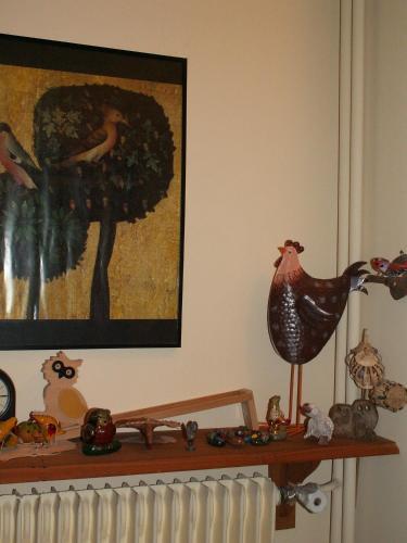 Chambre d'hôtes - Dodo et tartines