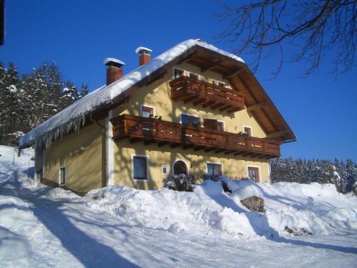 Ferienhaus Huber ziemā