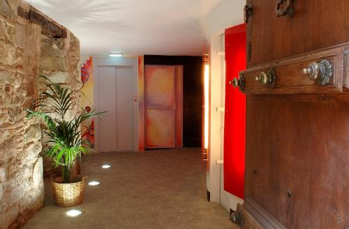 Spa and/or other wellness facilities at AinB Picasso-Corders Apartments
