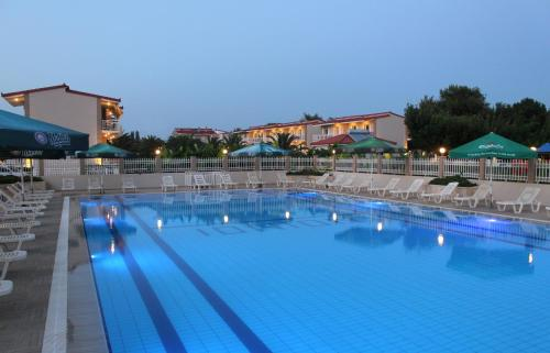 The swimming pool at or close to Ionion Beach Apartment Hotel & Spa