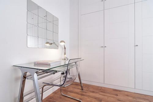 A kitchen or kitchenette at Friendly Rentals Abascal