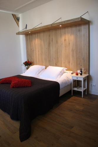 헤르베르그 데 브라반트 클루이스  객실 침대