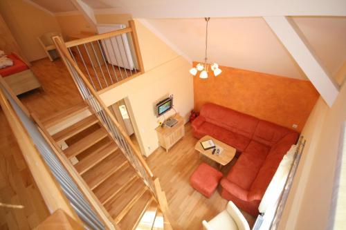 Posezení v ubytování Pichlhof Apartments - Comfort Near Planai