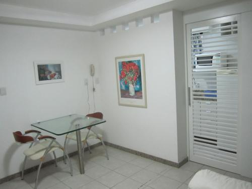 Spa and/or other wellness facilities at Studio Home Service em Boa Viagem