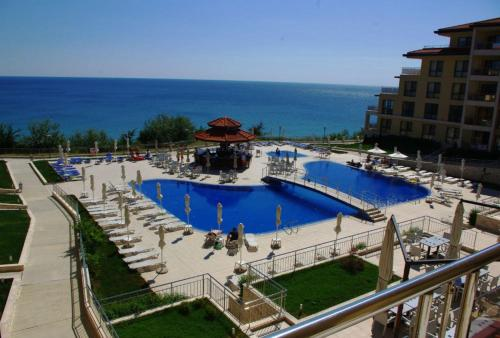 A view of the pool at Byala Beach Resort - All Inclusive or nearby
