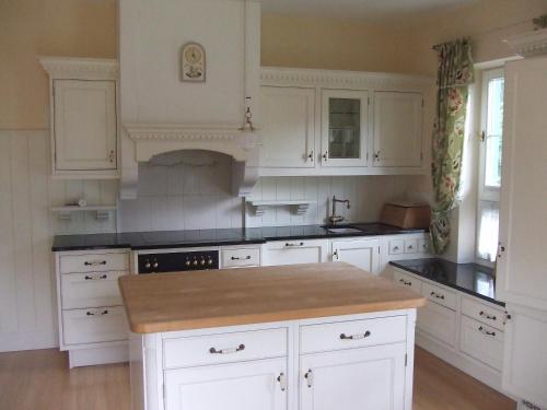 Küche/Küchenzeile in der Unterkunft Villa Rauter Mayrhofen