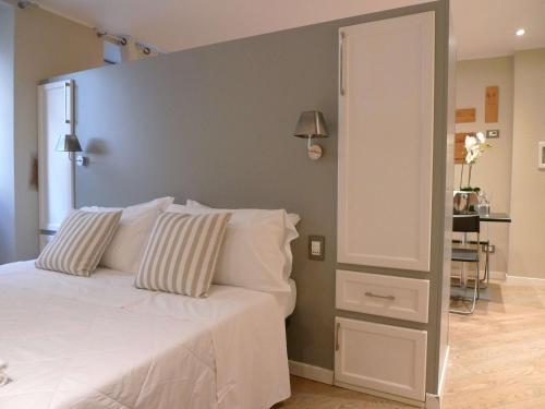 Krevet ili kreveti u jedinici u okviru objekta Sprone 15