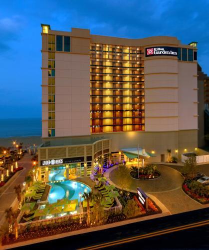 Hilton Garden Inn Virginia Ocean