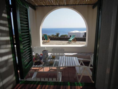 Balcone o terrazza di Dammuso Karuscia'