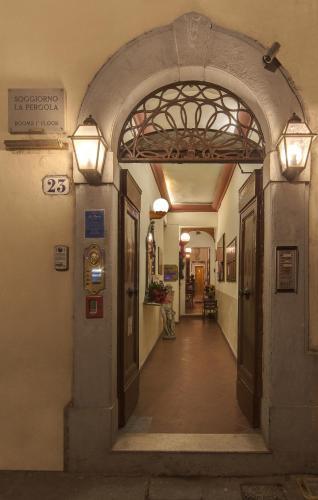 Bed & Breakfast Soggiorno La Pergola (Italien Florenz ...